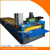 Dx 850 gewellte galvanisierte Roofing Blatt-Rolle, die Maschine bildet