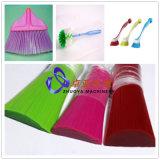 Filament/cheveu ronds en plastique de balai faisant la machine/chaîne de production