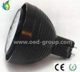 o bulbo do diodo emissor de luz de 45W PAR30 com ventilador para dentro, diodo emissor de luz Osram de E27 PAR30 para 75W JM substitui