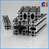 Extruido T-Slot de aluminio perfil de CNC Router