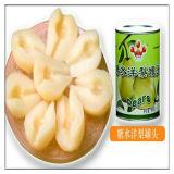 Pera inscatolata alta qualità in sciroppo da alimento sano