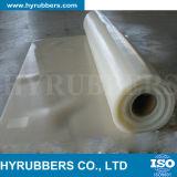 La fabbrica ha prodotto il rullo trasparente dello strato della gomma di silicone di alta qualità, strato del silicone
