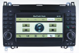 Véhicule GPS pour la classe du benz a/B DVD automatique GPS (2005 et après) avec lecteur DVD DVB-T MPEG4 ou ISDB-T ou ATSC-MH (HL-8822GB)
