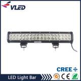 """17 de """" luz de condução do diodo emissor de luz do ponto da barra clara do diodo emissor de luz 108W 8640lm"""