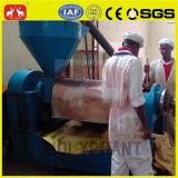 Macchina di estrazione dell'olio della palma
