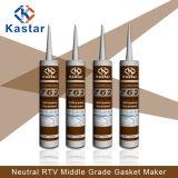 Silicone neutro Sealant para Gasket Sealing