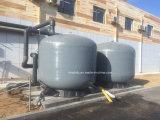 Grandi serbatoi dei diametri (DN1600 - DN2600) FRP per i filtri attivi dal carbonio dei filtrante di acqua