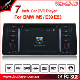 Coches reproductor de DVD para el BMW Serie 5 E39 con GPS Navigation (HL-8786GB)
