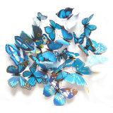 3D PVC Magnet Butterflies DIY Wall Sticker Home Decoration