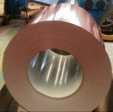 La couleur d'ASTM A653 a enduit la bobine en acier galvanisée par PPGI en acier de bobine