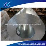 Material de construção JIS G3141 SPCC CRC Bobina de aço laminada a frio