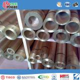 Tubulação sem emenda laminada a alta temperatura de aço de carbono com ISO do GV