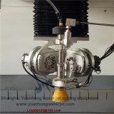Modelo de flujo de 5 ejes por chorro de agua Cabeza de corte para el acero, piedra, vidrio de corte
