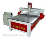 Maquinaria da gravura do router do CNC para o funcionamento de madeira