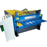 Machine à carrelage à double couche en métal avec système de contrôle PLC