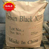 Pó preto N220 N330 N550 de carbono para a borracha