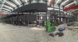 Attrezzatura di produzione d'acciaio rivestita altamente automatizzata della striscia