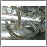 Misturador dobro horizontal da fita do aço inoxidável para o pó do suco