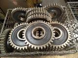 ベルラーシのトラクターの部品ギヤシャフトギヤ車輪のワームギヤ