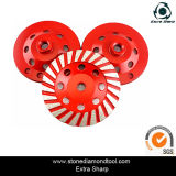 100m m Diamond Grinding Wheel para Marble/Concrete/Granite Polishing