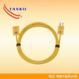 Tipo-K cavo di estensione Std 330FT 20-Gauge del collegare della termocoppia della lega di Tankii