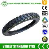 2.75-17 Motorrad-Gefäß-schlauchloser Gummireifen-Reifen