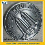 Moneta di sfida della decorazione con materiale in lega di zinco