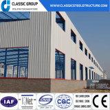 Taller de acero prefabricado del acero del edificio de la certificación del Ce