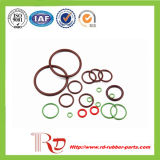 Joint circulaire de garniture de cachetage en caoutchouc de silicones de qualité pour la partie en caoutchouc automatique