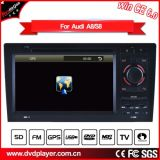 Audi A8/S8無線のNavigatior HualinganのためのWindowsのセリウム自動DVD GPS