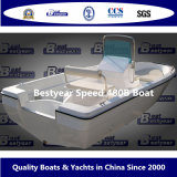 Pesca Boat-Speed480B de la fibra de vidrio
