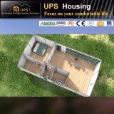 Casa/sitio prefabricados móviles del campo de trabajos forzados/de la oficina