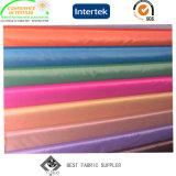 Tela de nylon del tafetán revestido del poliuretano para la ropa impermeable