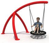 De openlucht Kinderen van de Schommeling van de Speelplaats lichaam-Bouwt Apparatuur
