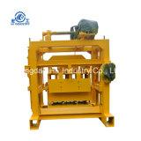 Blocs concrets manuels de la cavité Qt4-40 faisant à machine peu de machine de bloc de cavité de brique