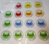 De Zelfklevende Sticker van het hologram