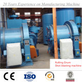 Rolling Drum Type Shot Blast Cleaning Machine