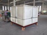 Serbatoio di acqua sezionale del comitato modellato SMC della vetroresina GRP