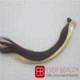 Qualidade Nano do cabelo humano do anel da cutícula cheia melhor