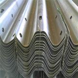 Усовик хайвея барьера аварии луча HDG стальной w