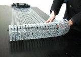 Rideau ultra doucement transparent en DEL pour le projet créateur