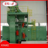 Attraversare tipo macchina di brillamento industriale di granigliatura di Cabine/