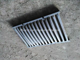 En124 Lourd-rendement Casting Iron Grating pour Gullies