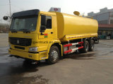 Sinotruk를 위한 6X4 Driving Type Fuel Tank Truck/Oil Tank Truck