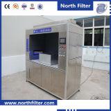 Détecteur de fuite pour le filtre de HEPA