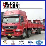 Sinotruk 8X4 HOWO 40tの重い貨物Bulkerのトラック