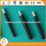 UL44 Al Conductorxlpe Isolatie xhhw-2 600V 12AWG-2000kcmil
