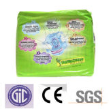 Bebê Use Disposable Diaper com Dry Surface para Whole Night.