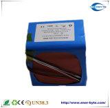 bloco da bateria de 12V 30ah LiFePO4 para o apoio solar & do UPS, banco da potência