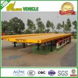 China-fabrikmäßig hergestellte 60 Tonnen 3axle Behälter-LKW-halb Schlussteil-